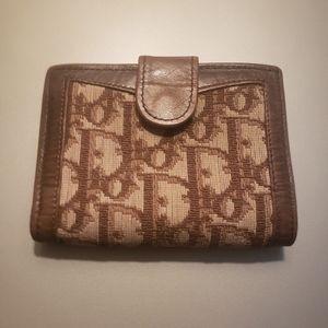 Dior Vintage Wallet